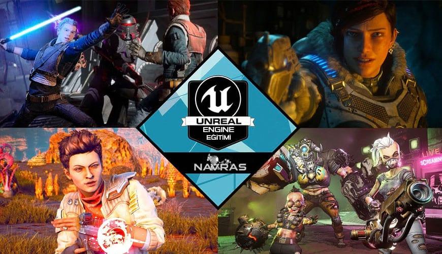 Unreal Engine Kursu